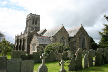 Click here for details of the services at St Martin's Church, Liskeard