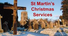 St Martin's Church Christmas Services